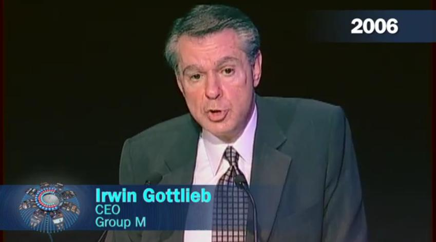 Irwin Gottlieb, GroupM (2006)