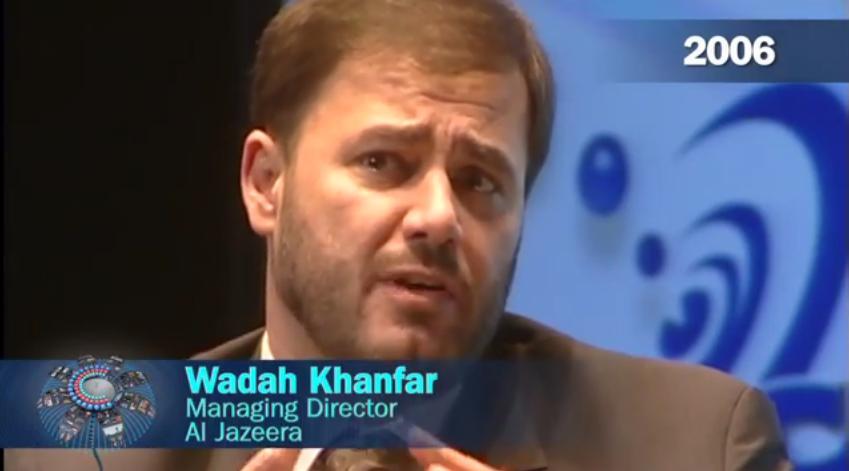 Wadah Kanfar, Al Jazeera (2006)