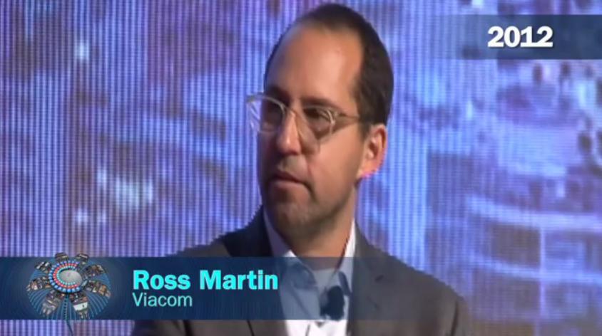 Ross Martin, Viacom(2012)