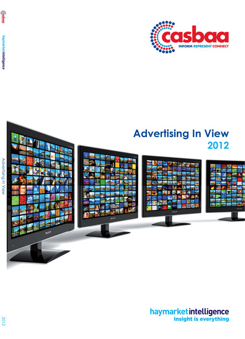 Advertising in View 2012