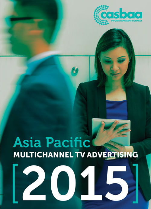 Asia Pacific Multichannel TV Advertising 2015