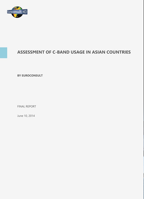 Assessment of C-Band Usage in Asian Countries