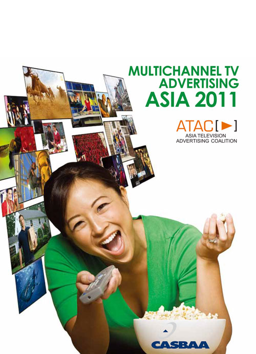 Multichannel TV Advertising Asia 2011