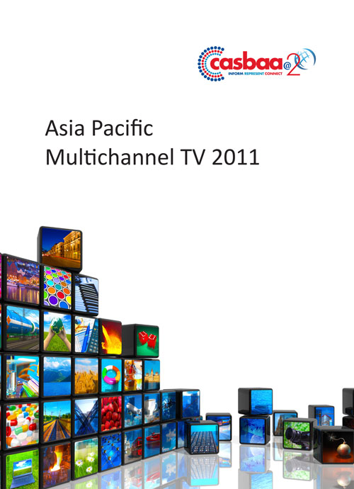 Asia Pacific Multichannel TV 2011