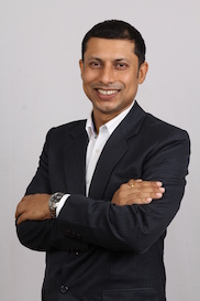 Sushruta Samanta, Business Head - APAC, ZEEL
