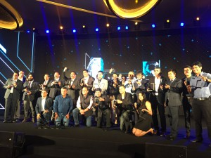The Winners of the first edition of ZEE Mindspace Awards