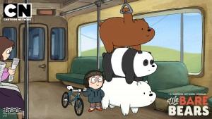 Cartoon Network-We Bare Bears