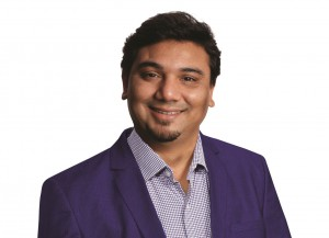 Mr. Sameer Targe, CEO, ZEE TV Americas