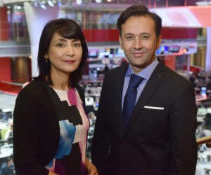 UzbekTVpresenters