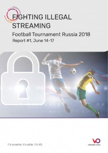 Illegal Streaming Footbal Tournament 2018 - Report 1 from Viaccess-Orca_Cover
